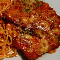 baked italian chicken