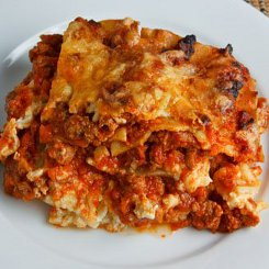 old fashioned lasagna recipe