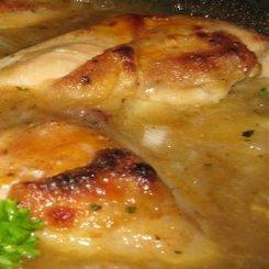Ginger ale chicken casserole