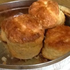 Buttermilk Scones recipe