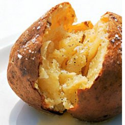 Perfect baked potato and filling ideas