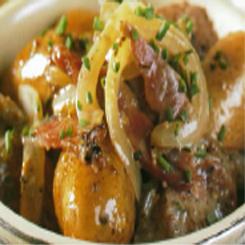 sausage-dinner