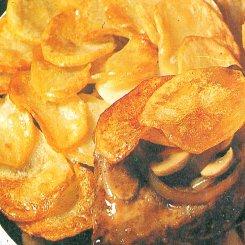 Lancashire hotpot recipe