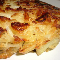 Potato rosti recipe