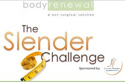 Slender challenge kicks off, see the contestants