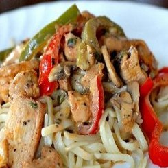 Cajun style lemon Chicken