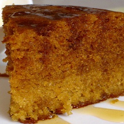 Delicious Honey cake