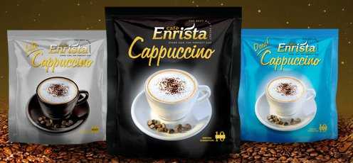 Enrista Cappuccino reviews