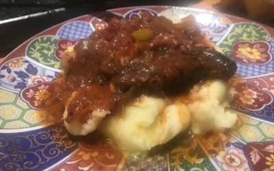 Slow cooked Lamb Shanks recipe