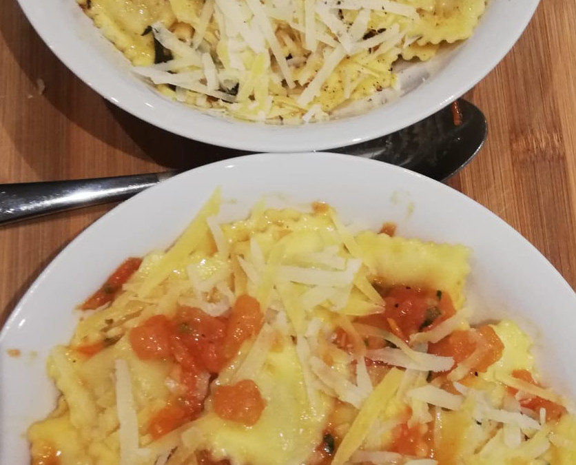 2 very easy Pasta sauces in 10 minutes