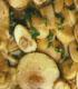 Marinated mushroom antipasto